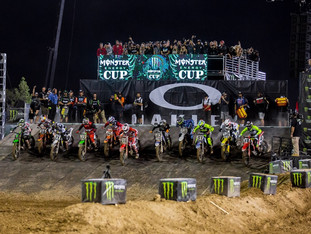 Startlister til Monster Energy Cup
