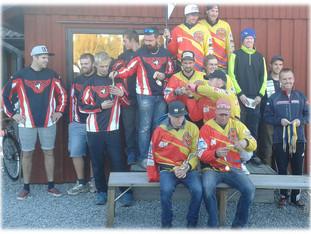 Skovgaard nr. 2 på svensk grund i 2015