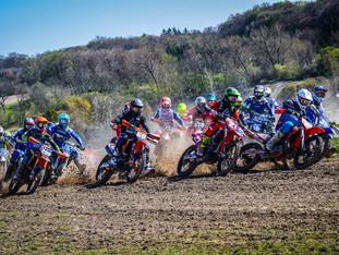 DM motocross 2019 skudt i gang