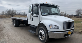 2020 Freightliner M2 Kilar Deck