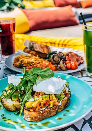 FOOD - INSIDE BALI