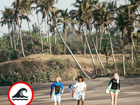 SURFING – DANA SURF BALI