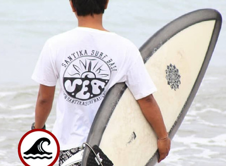 SURFING – SANTIKA SURF BALI