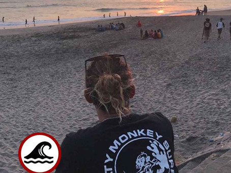 SURFING – SALTY MONKEY SURF