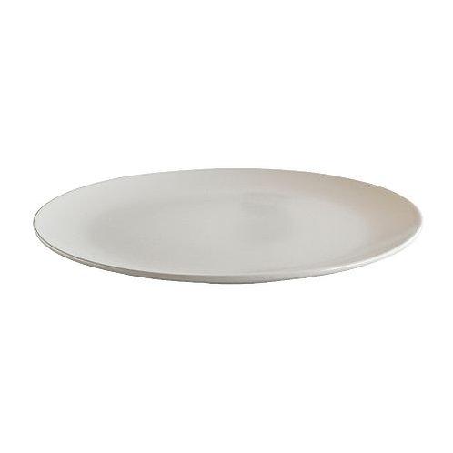 Grey Dinner Plate (23cm diameter)