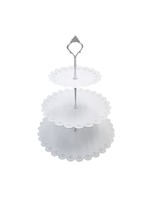 Three-tiers cake stand A
