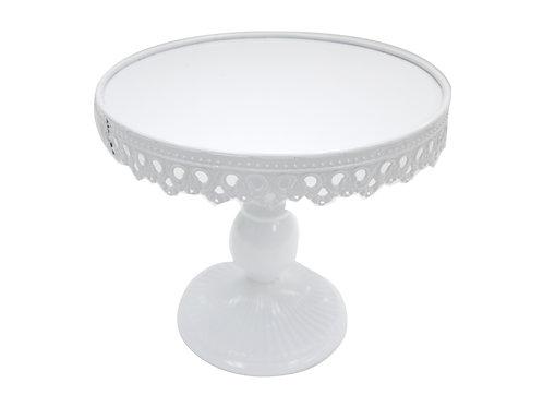 Single-tier cake stand
