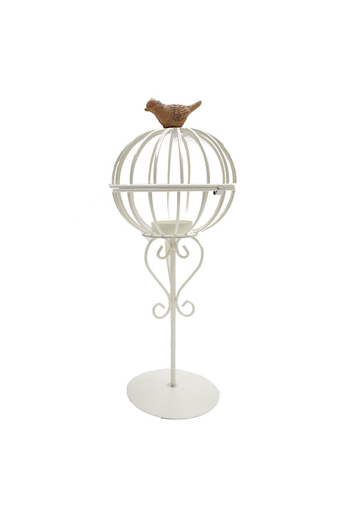 Birdcage candlestick A