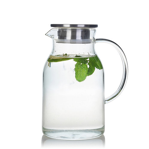 Glass Juice / Tea Jar (1.8L)