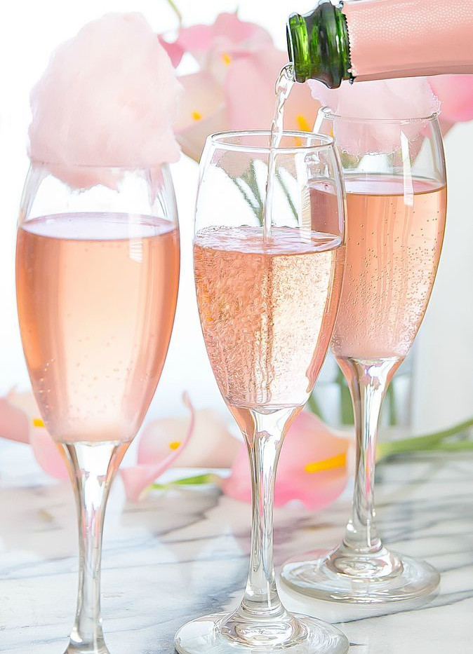 Champagne with Cotton Candy.JPG
