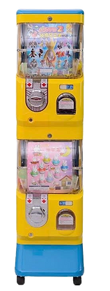 Double-Deck Capsule Machine