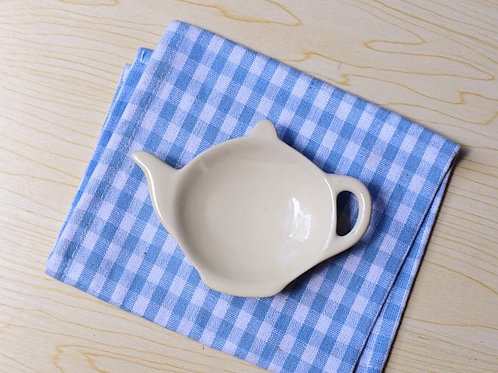 Tea Pot Shape Display Plate
