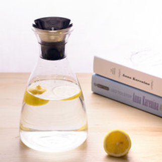 Glass Juice Jar