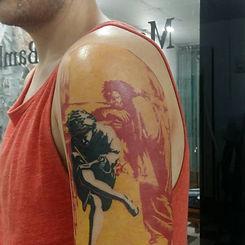 Khao Lak: Tattoo Thailand Tätowieren in Khaolak.