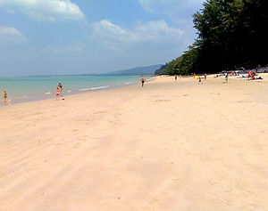 Khao Lak White Sand Beach