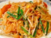 Khao Lak: Essen Phat Thai in Khaolak.