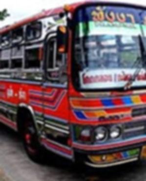 Khao Lak: Linien Bus nach Khaolak.