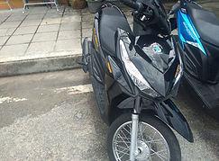 Khao Lak: Roller mieten fahren in Khaolak.