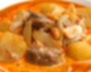 Khao Lak: Essen Masaman in Khaolak.