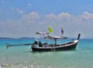 Khao Lak: Longtail Boat Ausflug in Khaolak.