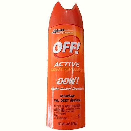 Mückenschutz Off Active