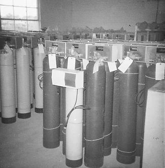 photo of old wolverine tanks