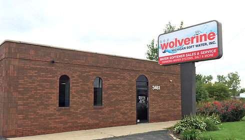 Our Wolverine Building Since 1947