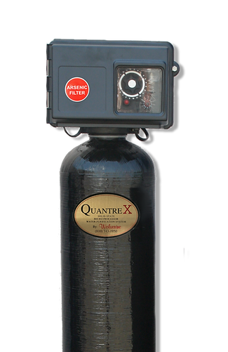 quantrex system, arsenic in water, arsenic removal system, arsenic reduction system