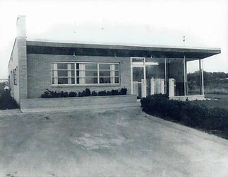 1950's photo of Wolverine Building