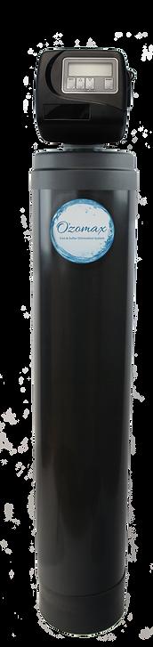 ozone machine, sulfur elimination system, iron removal