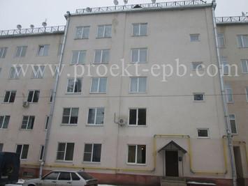 Перепланировка квартиры, расположенной по адресу: Ленинградская область, Гатчинский район, г.п. Сиве