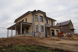 Разработка проектнойдокументация по строительству малоэтажного жилого дома в д.Коркино (Ленинградск