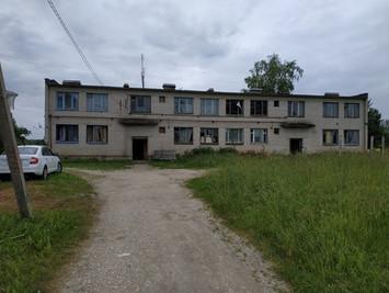 Инструментальное обследование  зданий, расположенных по адресу: Ленинградская область,  Сланцевский