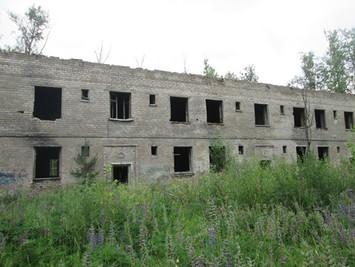 Обследование зданий, расположенных в г.п. Мга (Кировский район, Лениниградской области)