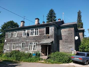 Инструментальное обследование строительных конструкций жилого здания, расположенного по адресу: Лени