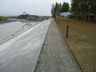 Разработка проектно-сметнойдокументациипо берегоукреплению участка Ладожского озера для нужд Аркти