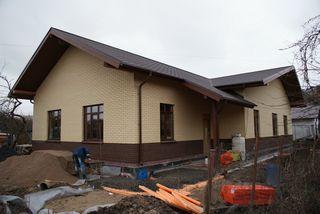 Разработка проектнойдокументация по строительству малоэтажного жилого дома в г.Пушкин (Ленинградска