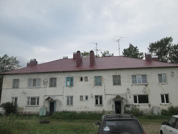 Комплексное обследование девяти жилых зданий в Глажевском сельском поселении Киришского муниципально
