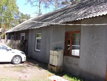 Обследование двух зданий в поселке Песочное Курортного района Санкт-Петербурга