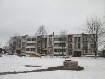 Инструментальное обследование балконов, расположенных по адресу: Ленинградская область, Выборгский р