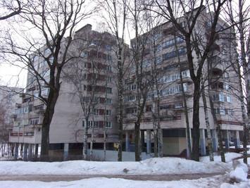 Инструментальное обследование фасада многоквартирного жилого дома, расположенного по адресу: г. Сест