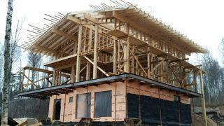 Разработка проектнойдокументация по строительству малоэтажного жилого дома в Выборгском районе Лени