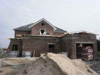 Разработка проектнойдокументация по строительству малоэтажного жилого дома в дер.Кемпелево(Ленингр
