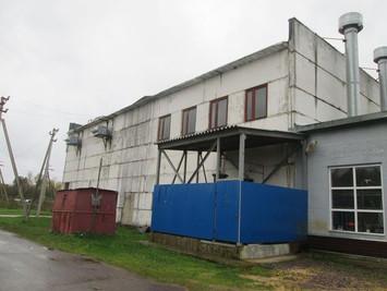 Инструментальное обследование котельной, расположенной по адресу: Ленинградская область, Тихвинский