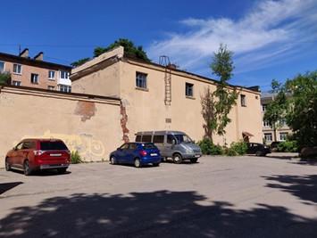 Обследование конструкций и инженерных систем здания СПб ГБУ «Кронштадтский ОСЦ», расположенного по а