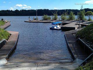 Разработка проектнойдокументациипоустройству искусственной лагуны (Ленинградская область).