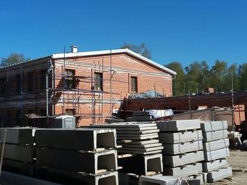 Строительный контроль (технический надзор) качества выполнения строительно-монтажных работ по объект