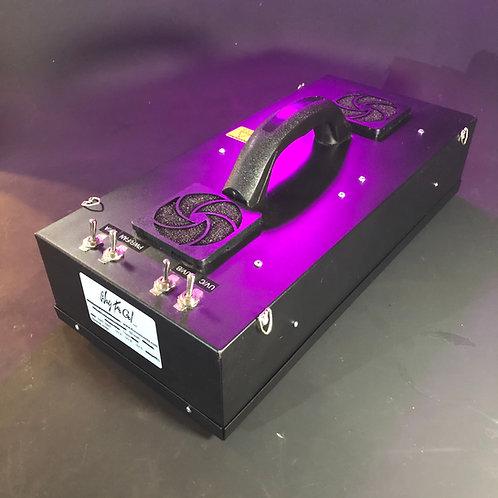 Way Too Cool 60 watt Triple SW/MW/LW Mineral Display Lamp