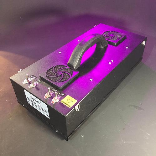Way Too Cool 36 watt Triple SW/MW/LW Mineral Display Lamp