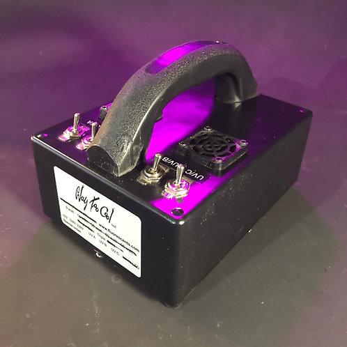 Way Too Cool 9 watt Triple SW/MW/LW Universal Power Lamp